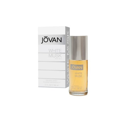 JOVAN ジョーバン ホワイト ムスク フォーメン 88ml メンズ 香水 (並行輸入品)