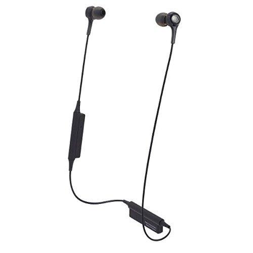 オーディオテクニカ Bluetooth対応ワイヤレスイヤホン(ブラック)audio-technica ATH-CK200BT BK