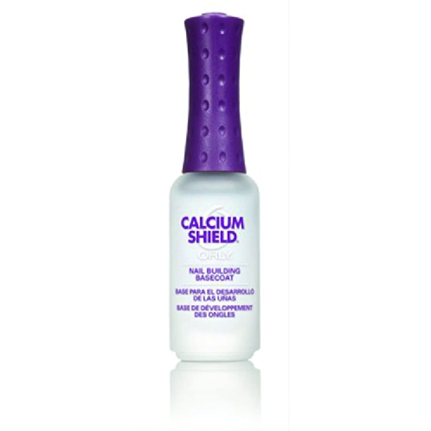 無駄にレンチ全能Orly Nail Treatments - Calcium Shield - 0.3oz / 9ml