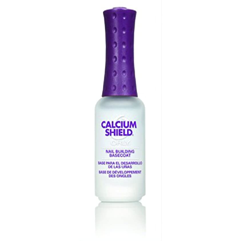 創造検証余暇Orly Nail Treatments - Calcium Shield - 0.3oz / 9ml