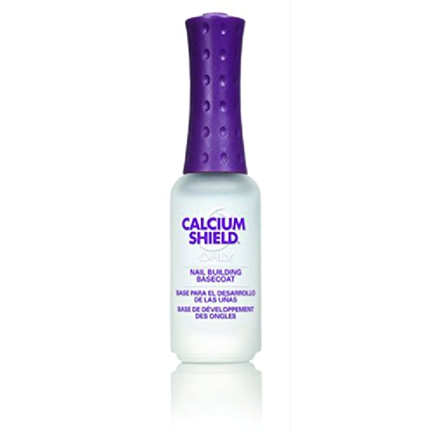 ハプニング不注意足枷Orly Nail Treatments - Calcium Shield - 0.3oz / 9ml