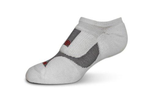ライフソックス 疲れない特殊な織方のメリノウールくるぶし丈靴下