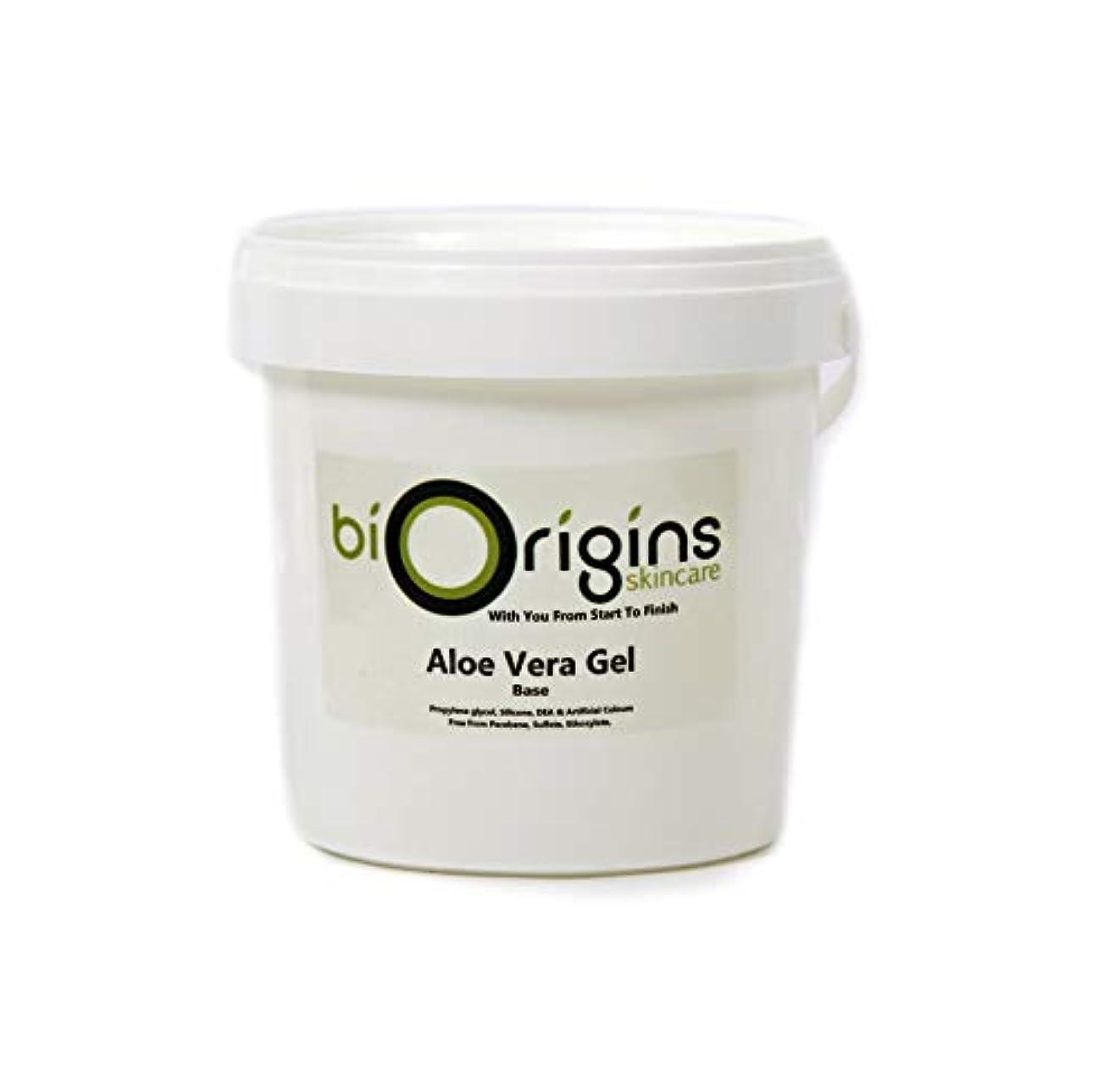 ドライバマウントバンク伝統Aloe Vera Gel Skincare Base 1Kg