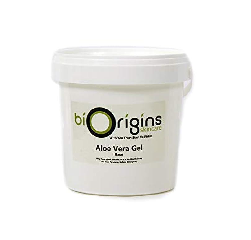 溶岩ファンド引き渡すAloe Vera Gel Skincare Base 1Kg