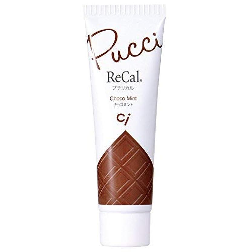 不快容赦ない口Ci プチリカル チョコミント 1本(30g) 歯科専売品