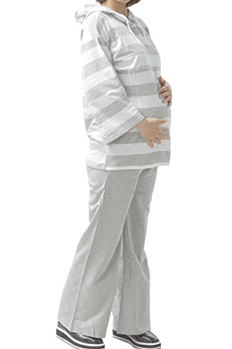 [해외]greenleafbaby 출산 수유 의류 룸웨어 잠옷 수유 입으 허리 조절/greenleafbaby maternity nursing clothes room wear pajama nursing mouth waist adjustment
