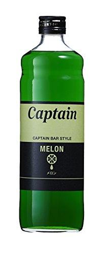 キャプテン キャプテン メロン 600ml