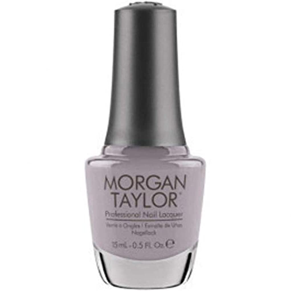 優越ショルダーパークMorgan Taylor - Professional Nail Lacquer - Rule the Runway - 15 mL/0.5oz