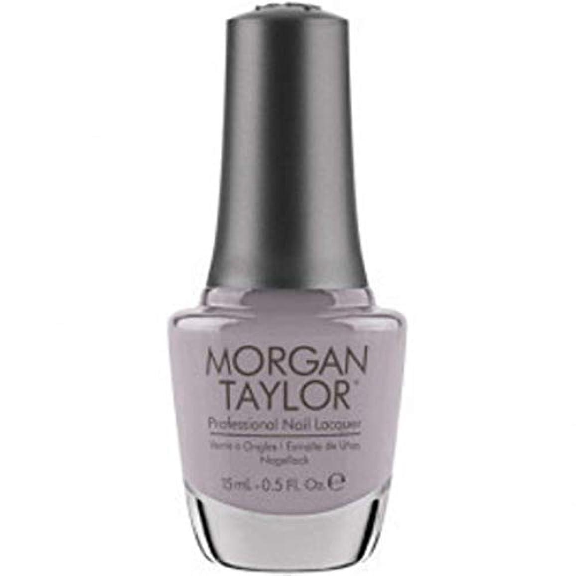 発症証明書疲労Morgan Taylor - Professional Nail Lacquer - Rule the Runway - 15 mL/0.5oz