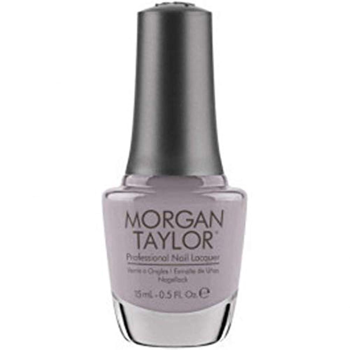 鎖キャスト濃度Morgan Taylor - Professional Nail Lacquer - Rule the Runway - 15 mL/0.5oz
