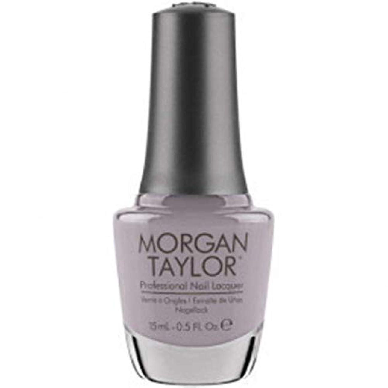 公式横たわる四Morgan Taylor - Professional Nail Lacquer - Rule the Runway - 15 mL/0.5oz