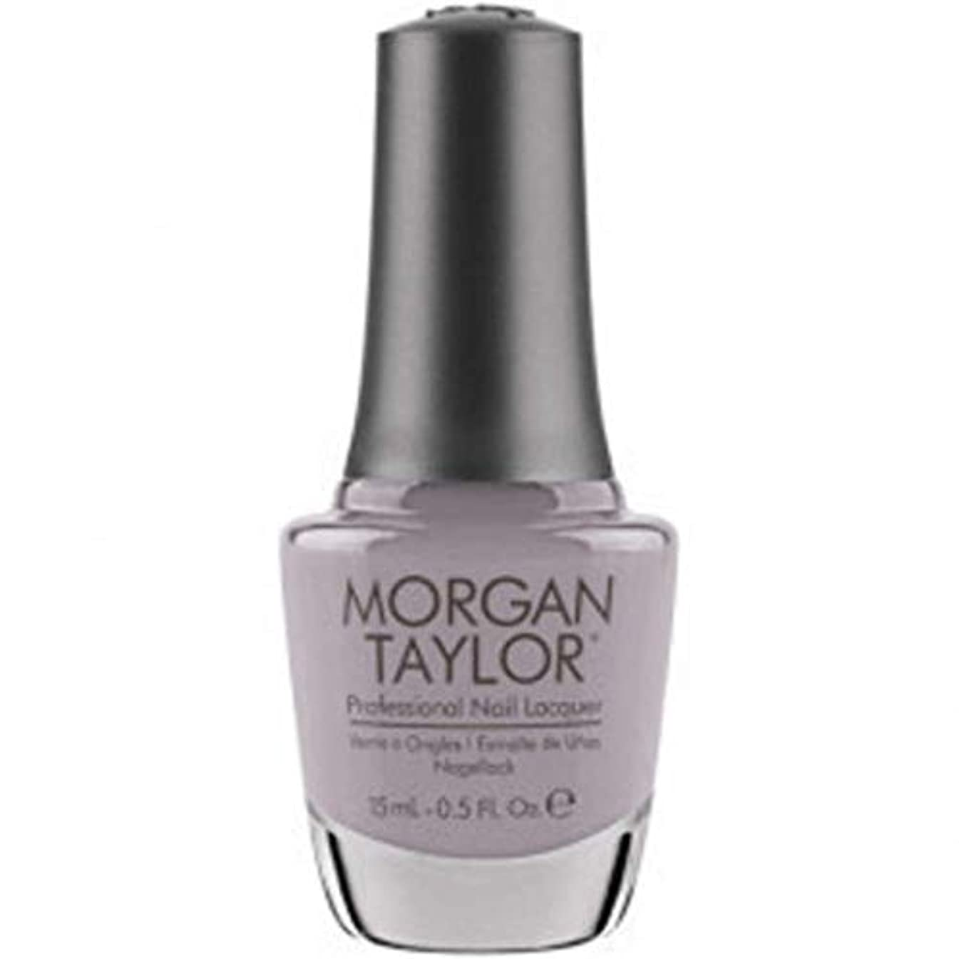週間抽象化スローMorgan Taylor - Professional Nail Lacquer - Rule the Runway - 15 mL/0.5oz
