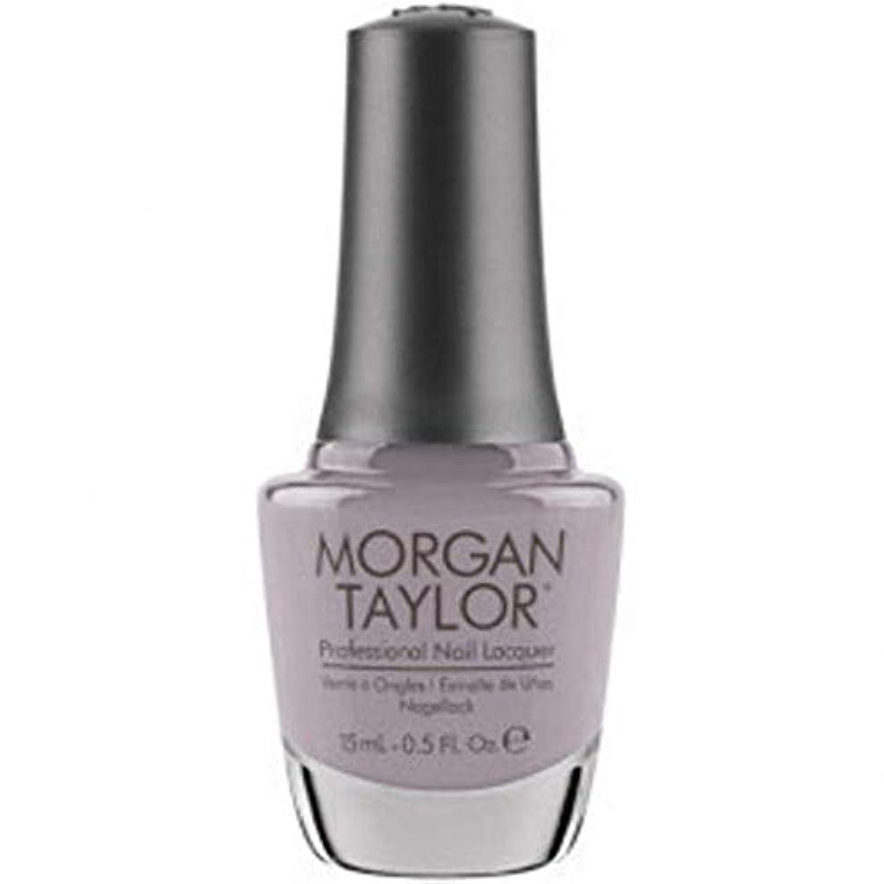 くしゃくしゃ反逆中間Morgan Taylor - Professional Nail Lacquer - Rule the Runway - 15 mL/0.5oz