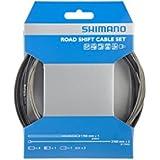 シマノ シフトケーブルセットロード用SUS ブラック [Y60098022]