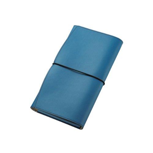 タブレットPC用汎用ケース ブルー TB-02LCBU
