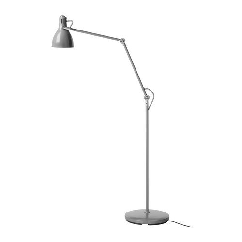 IKEA(イケア) AR?D 60148697 フロア/読書ランプ, グレー