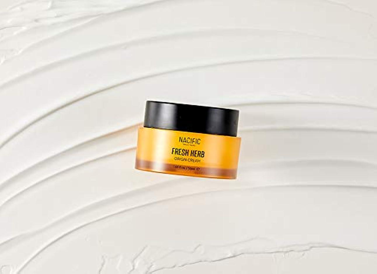 海洋眉をひそめる出撃者[NACIFIC] フレッシュハーブクリーム 50ml / NATURAL PACIFIC Fresh Herb Origin Cream 1.69 fl.oz [並行輸入品]