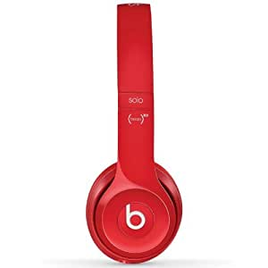 Beats by Dr. Dre SOLO 2 On Ear Headphones B0518 | Iconic Sound Tune with Emotion (Red) ヘッドホン(イヤホン)【並行輸入品】