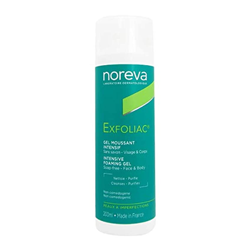 どこでもワゴンタヒチNoreva Exfoliac Foaming Gel 200ml