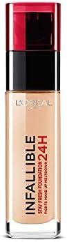 L'Oréal Paris Infallible 24hr Liquid Foundation 120 Van