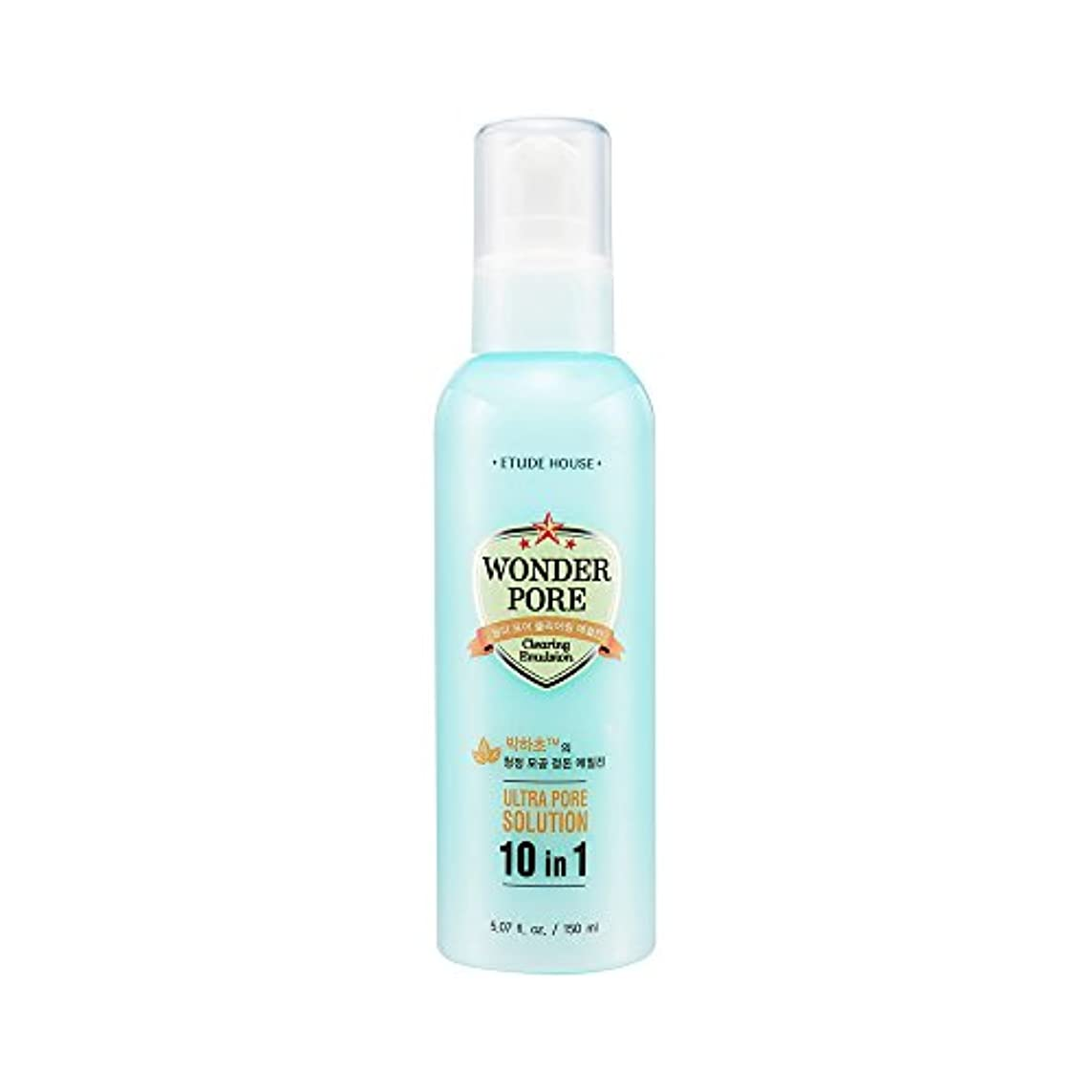知覚的勝者残基(6 Pack) ETUDE HOUSE Wonder Pore Clearing Emulsion (並行輸入品)