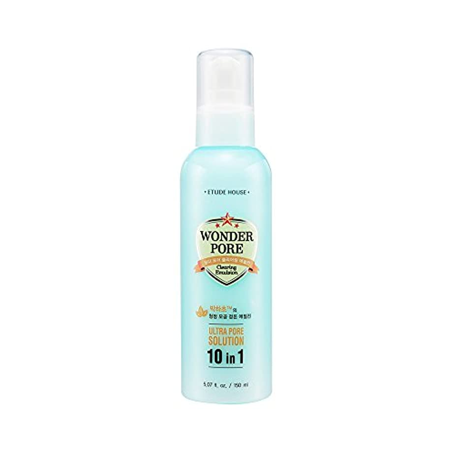 汚物ピース不定(6 Pack) ETUDE HOUSE Wonder Pore Clearing Emulsion (並行輸入品)