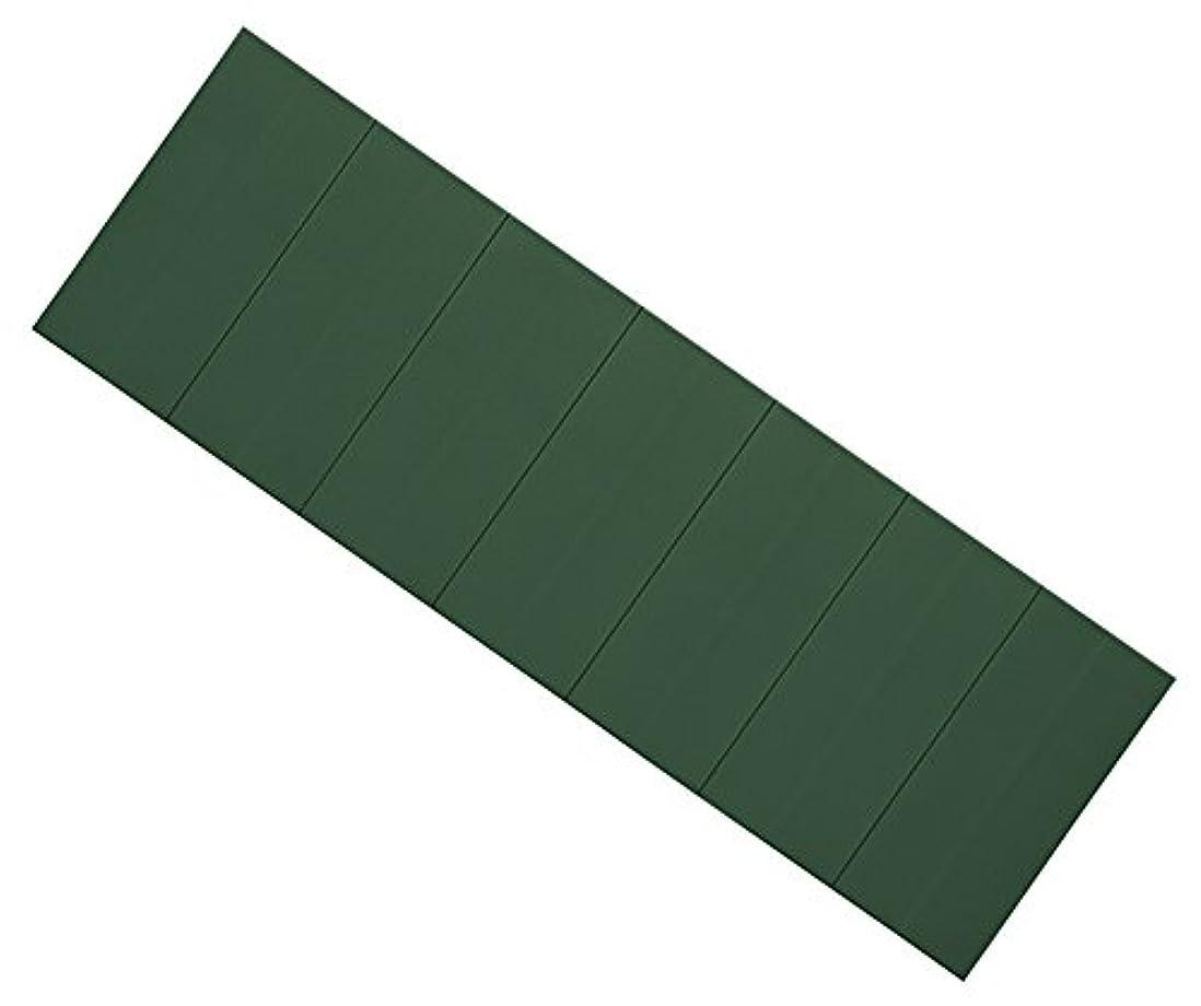 THERMAREST(サーマレスト) マットレス クローズドセルマットレス Zシールド R値1.5 グリーン L 30672 【日本正規品】