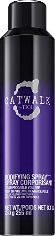 買い手ストレス叫ぶby Tigi BODIFYING SPRAY 8.1 OZ by CATWALK