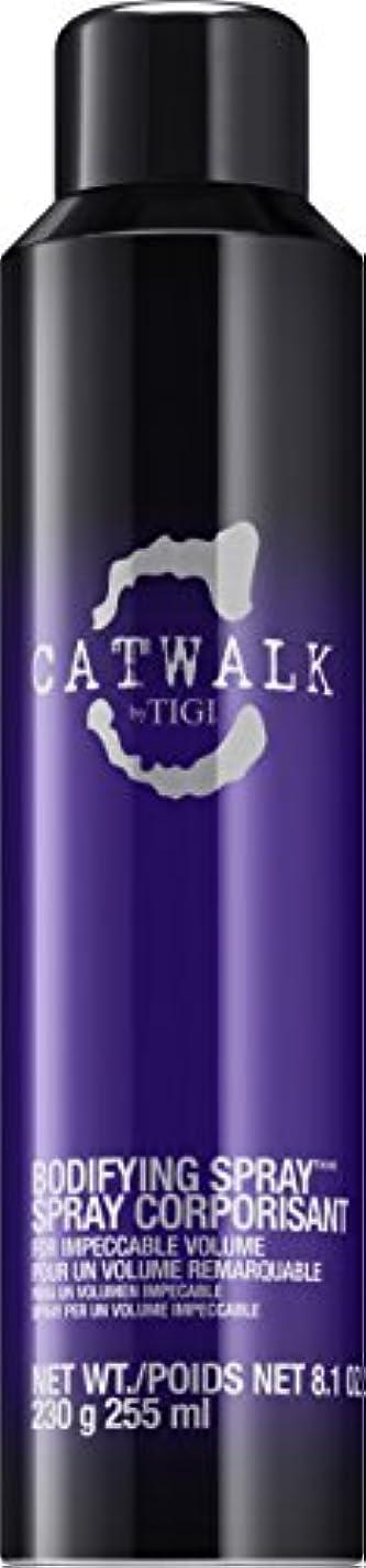 換気看板通りby Tigi BODIFYING SPRAY 8.1 OZ by CATWALK