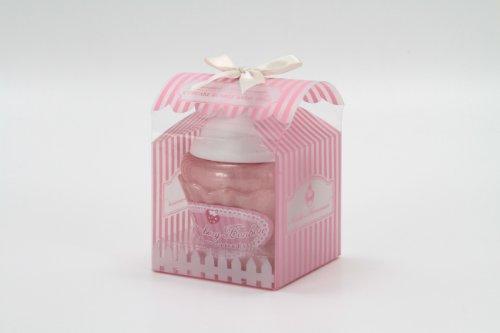 バブルバス カップケーキ ストロベリーボンボン