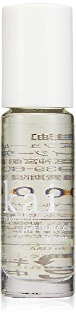 できない食物アクセスkai fragrance(カイ フレグランス) ローズ パフュームオイル 3.6ml