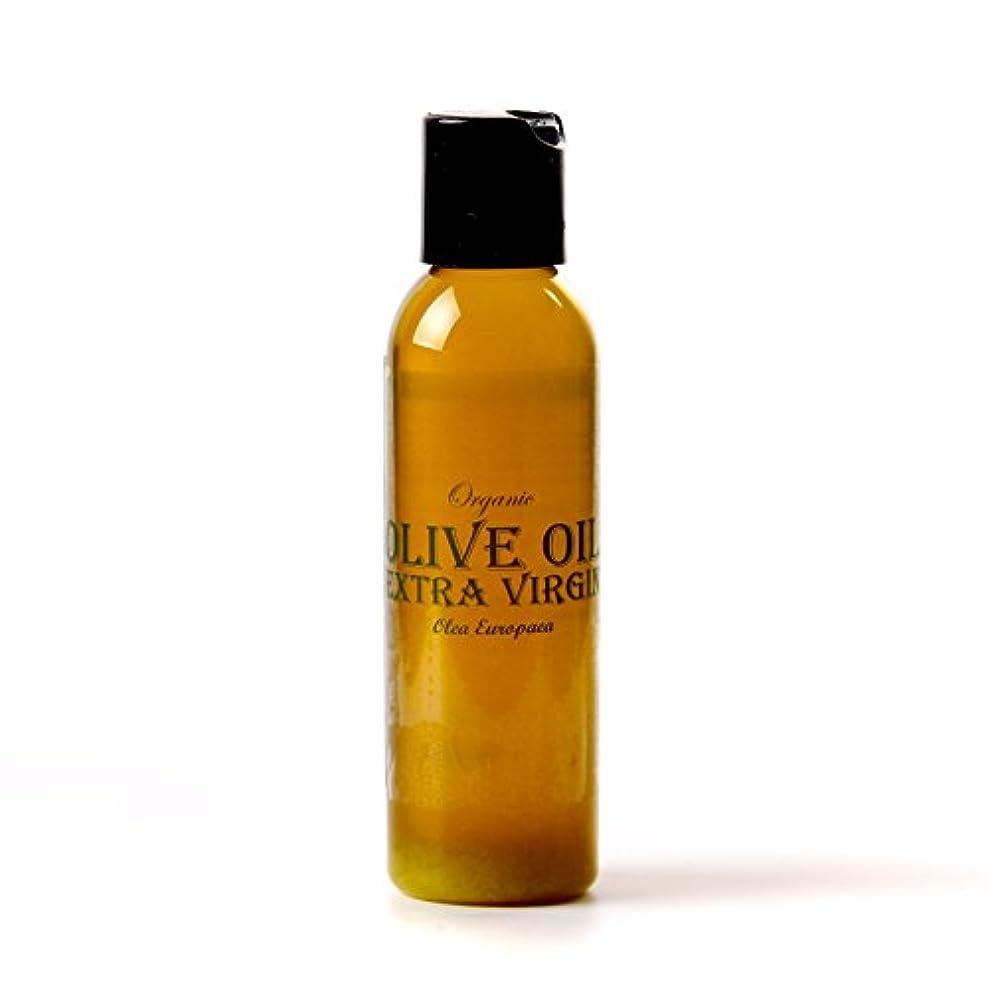 要旨混乱した余暇Mystic Moments | Olive Oil Extra Virgin Organic Carrier Oil - 125ml - 100% Pure