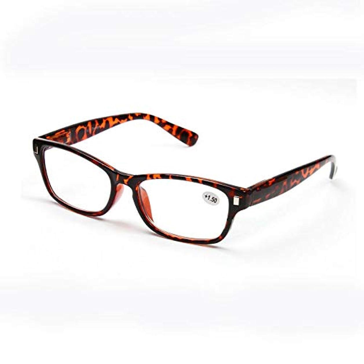 ユーモラス手錠費やすFidgetGear ファッションブラックレンズ老眼鏡サングラス+ 1.0?+ 3.5男性女性ヴィンテージリーダー ヒョウ