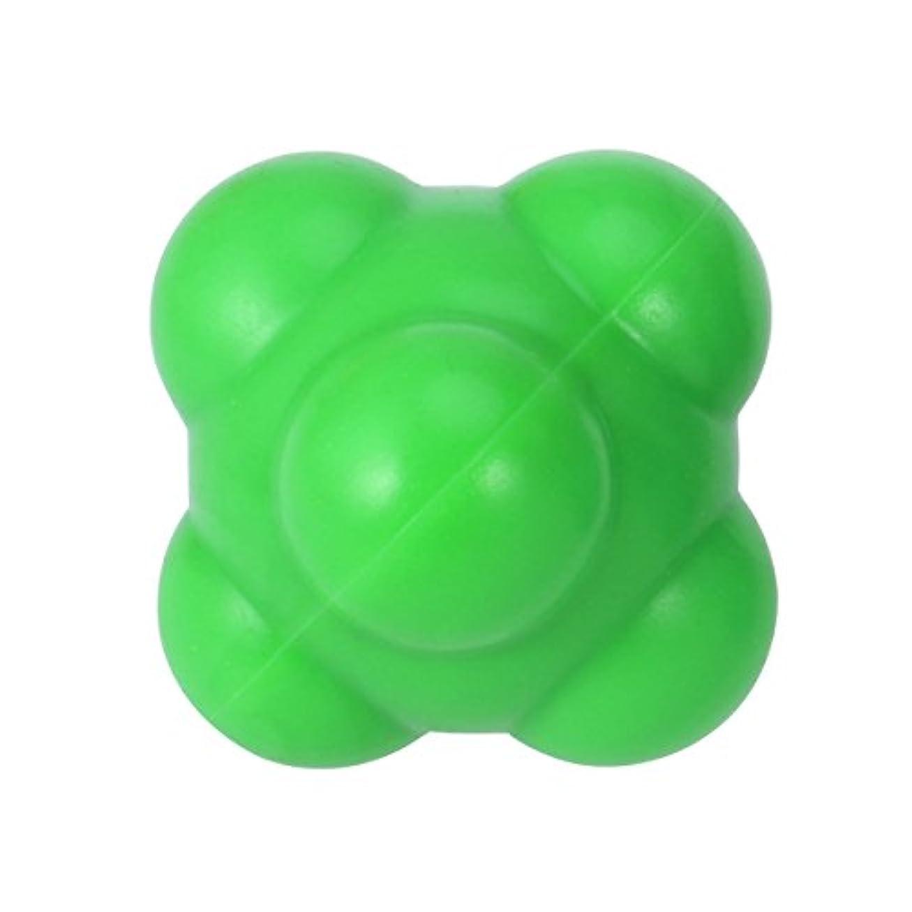 取り戻す最適洞窟SUPVOX 反応ボール 敏捷性とスピードハンドアイ調整(グリーン)