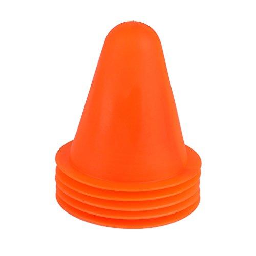 [해외]Dovewill 5 개 세트 내구성 미니 마커 콘 코너 포인트 칼라 콘 삼각 콘 스케이트 6 색 선택할/Dovewill 5 pieces set Durability Mini Marker Corn Corner Point Color Cone Triangular Cone Skate 6 colors to choose
