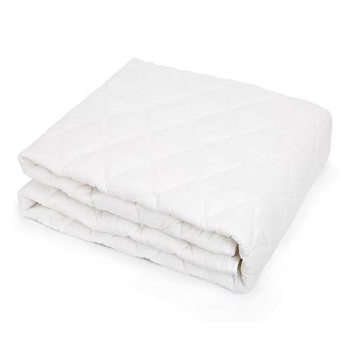 ベッドパッド セミダブルサイズ Foloda 敷きパッドシーツ 綿100% 抗菌防臭 敷きパッド 通気性抜群120*200cm...