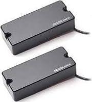 Seymour Duncan セイモア ダンカン アクティブ ピックアップ ベース用 ASB2-5s Active Phase II ネック・ブリッジポジションセット(並行輸入品)