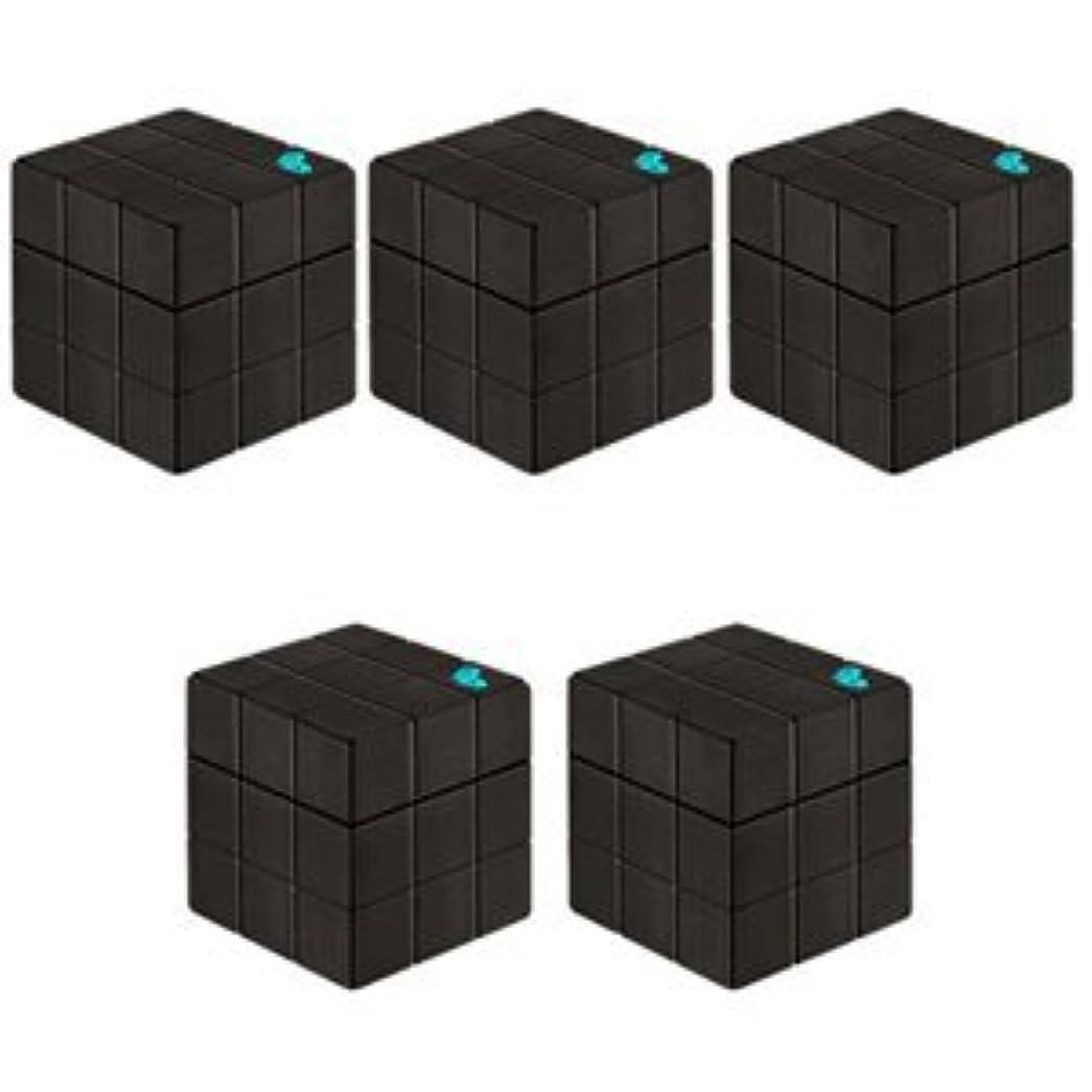 受動的衣服甘やかす【X5個セット】 アリミノ ピース プロデザインシリーズ フリーズキープワックス ブラック 80g ARIMINO