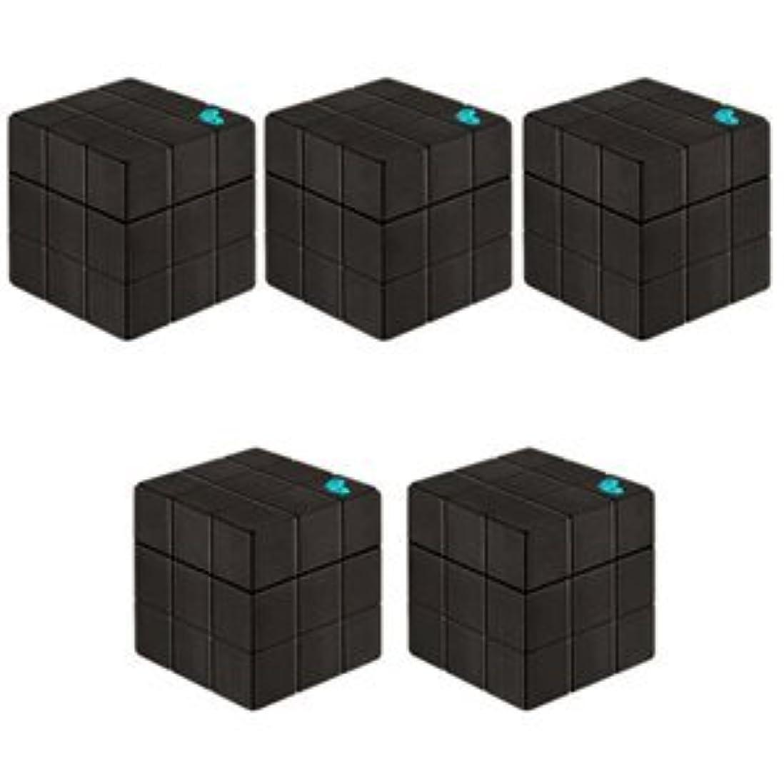 キノコフォーラム前売【X5個セット】 アリミノ ピース プロデザインシリーズ フリーズキープワックス ブラック 80g ARIMINO