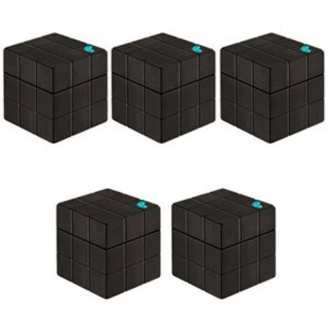 王室合体強大な【X5個セット】 アリミノ ピース プロデザインシリーズ フリーズキープワックス ブラック 80g ARIMINO