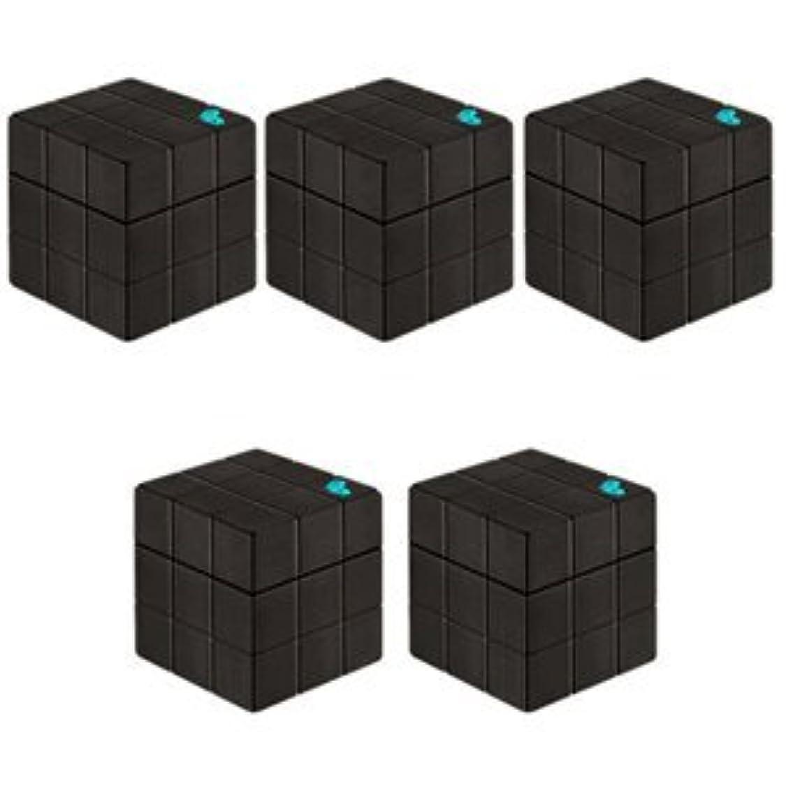 【X5個セット】 アリミノ ピース プロデザインシリーズ フリーズキープワックス ブラック 80g ARIMINO