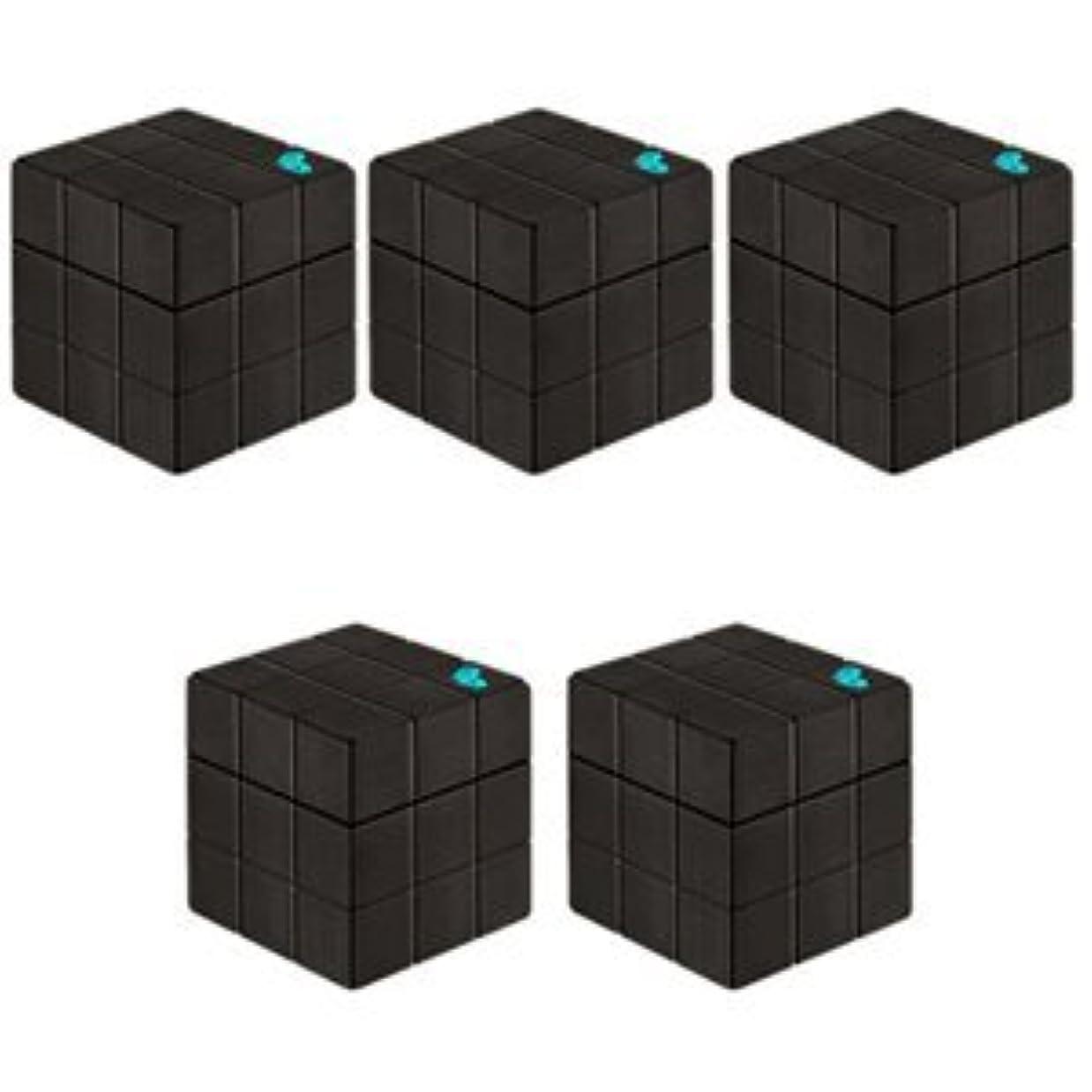 予定スツールで出来ている【X5個セット】 アリミノ ピース プロデザインシリーズ フリーズキープワックス ブラック 80g ARIMINO