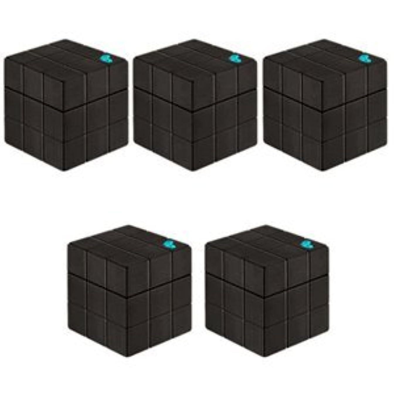 安いです不適気まぐれな【X5個セット】 アリミノ ピース プロデザインシリーズ フリーズキープワックス ブラック 80g ARIMINO