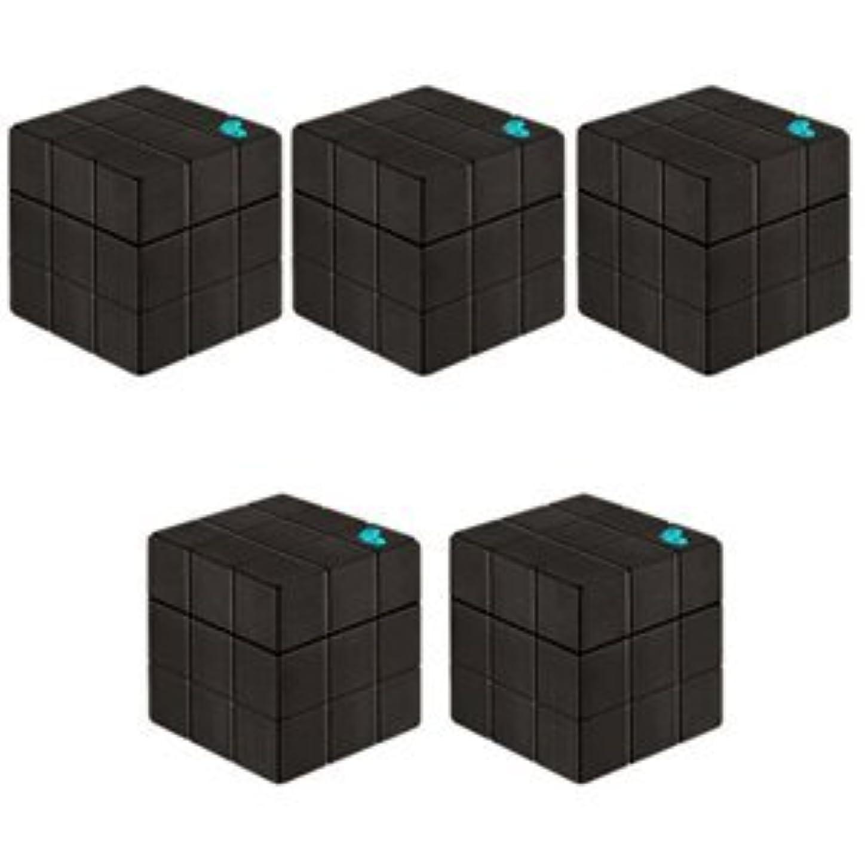 椅子遊び場拡張【X5個セット】 アリミノ ピース プロデザインシリーズ フリーズキープワックス ブラック 80g ARIMINO