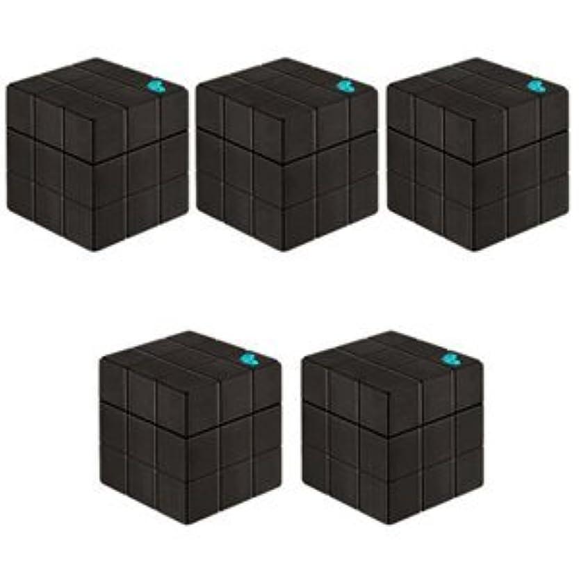 タック無駄な思われる【X5個セット】 アリミノ ピース プロデザインシリーズ フリーズキープワックス ブラック 80g ARIMINO