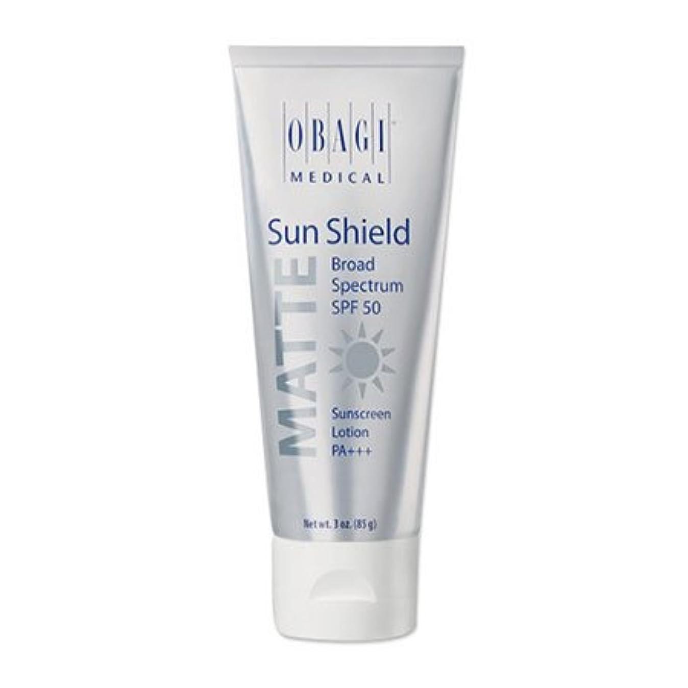 火山学銀行モートobagi オバジ ニューダーム Sun Shield SPF50 サンシールド(オイリー用~デリケート用)海外直送品