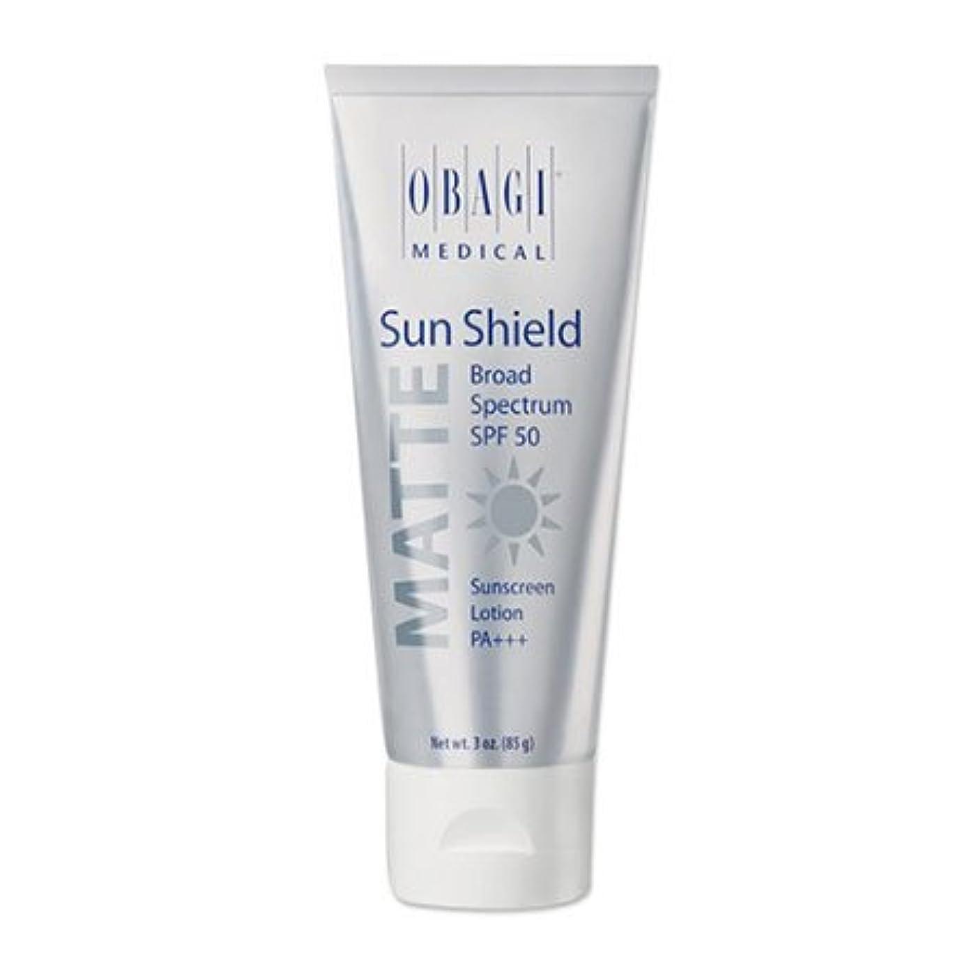 なにあいまい住むobagi オバジ ニューダーム Sun Shield SPF50 サンシールド(オイリー用~デリケート用)海外直送品