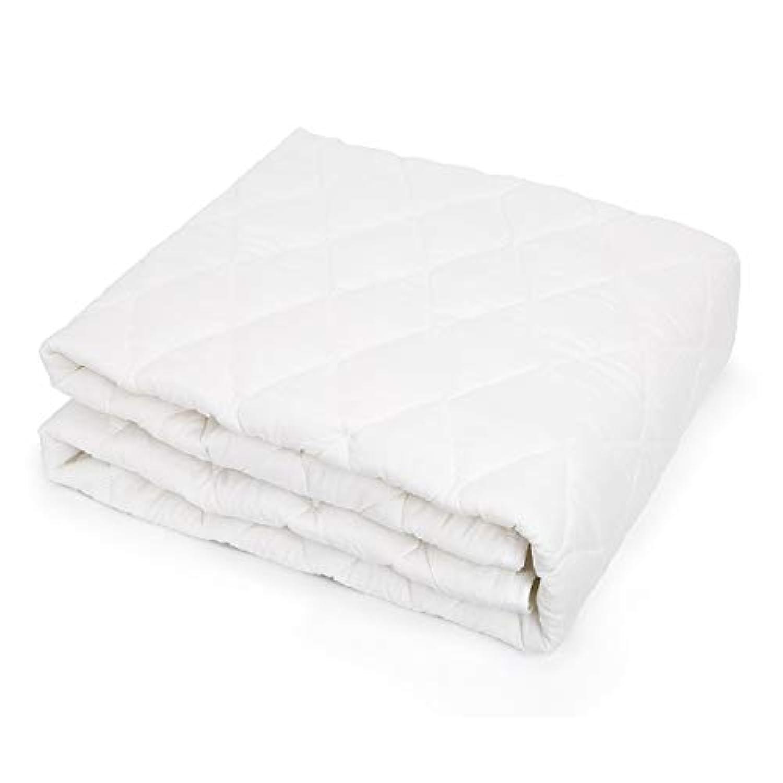ベッドパッド セミダブルサイズ Foloda 敷きパッドシーツ 綿100% 抗菌防臭 敷きパッド 通気性抜群120*200cm  洗える敷き布団 …