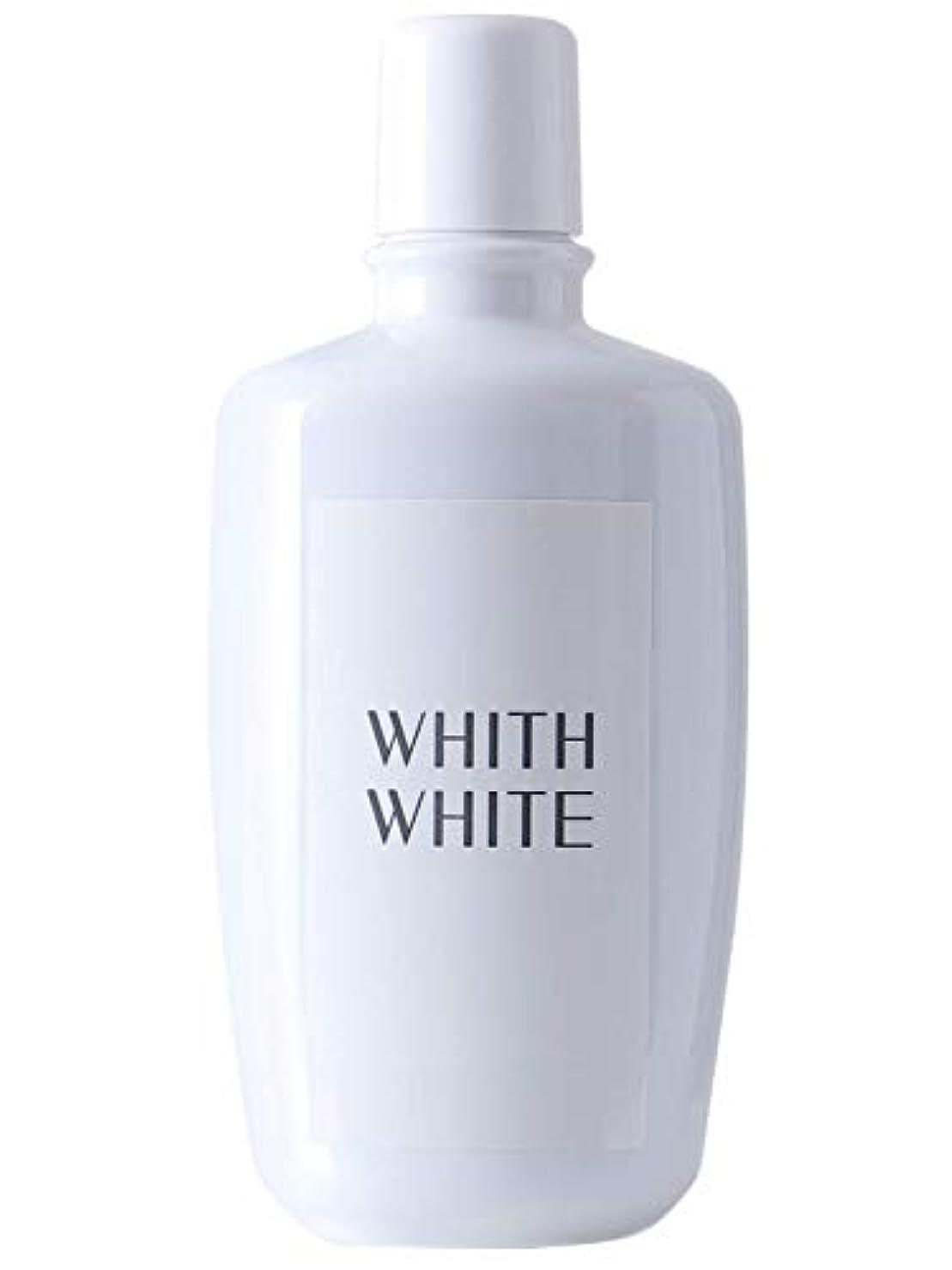 きちんとしたダムテクスチャー[医薬部外品] ホワイトニング マウスウォッシュ フィス ホワイト 低刺激タイプ 300ml