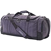 American Tourister 50863 Travel Duffle, Gun Metal, 55 Centimeters